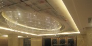 showroom chandelier 2